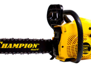 Бензопила Champion 241-16 - фото 8