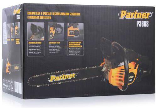 Коробка Partner P360S