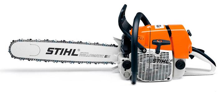 Бензопила Stihl MS 660 - лучший выбор для собственного бизнеса
