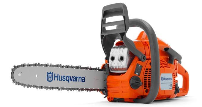 Бензопила Husqvarna 140 - модель частно-хозяйственного назначения
