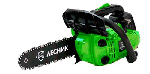 Бензопила Лесник 2512 – достойный конкурент зарубежным брендам