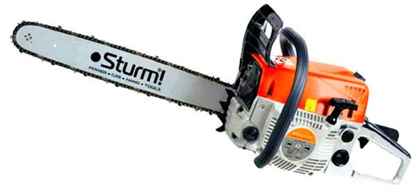 Бензопила Sturm