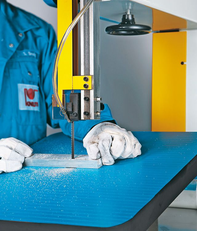 ТОП-10 лучших ленточных пил по металлу, обзор инструментов и технические характеристики