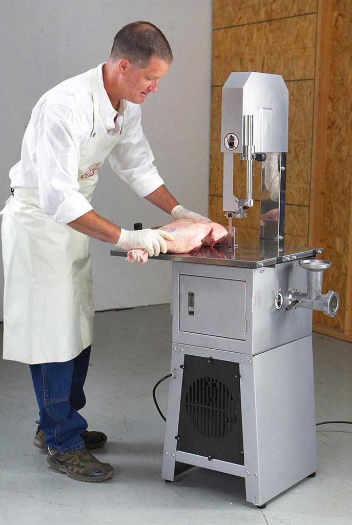 Ленточные пилы для мяса, костей и рыбы - ТОП 10 инструментов для работы